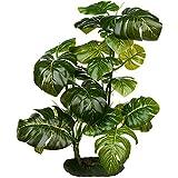 Imagitarium Stand Araceae Plant Terrarium Decor, Large, Green