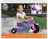 American Plastic Toys Sweet Petite Trike, Pink