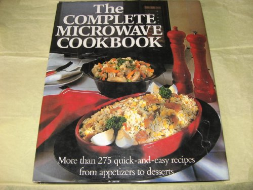 The Complete Microwave Cookbook