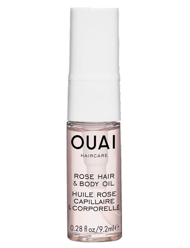 Ouai Rose Hair & Body Oil - .28oz/9.2ml Travel size