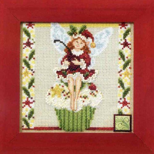 Stitch Cupcake Cross (Cupcake Fairy Cross Stitch Kit)
