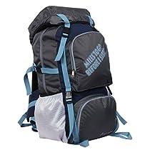 POLE STARROCKY60 Lt Grey Rucksack I Hiking backpack
