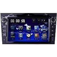 8 Inch for HONDA CRV CR-V 2007 2008 2009 2010 2011 In Dash HD Touch Screen Car DVD Player GPS Navigation Stereo Bluetooth/SD/USB/Ipod/FM/AM Radio/3G/AV-IN/1080P North America Map