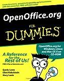 OpenOffice.org, Gurdy Leete and Ellen Finkelstein, 0764542222