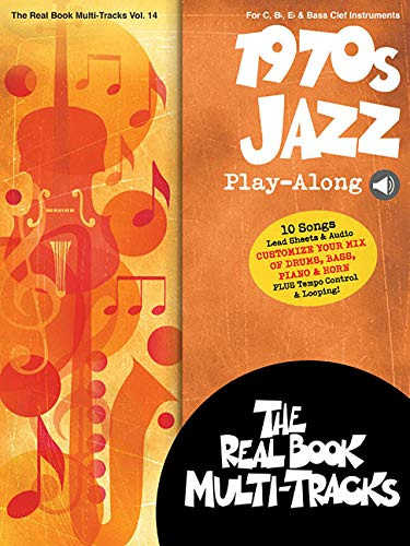 Download 1970s Jazz Play-Along: Real Book Multi-Tracks Volume 14 by Hal Leonard Corp.