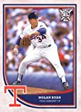 2018 Topps Big League Baseball #348 Nolan Ryan Texas Rangers MLB Trading Card