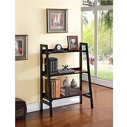 p oak shelf bookcase sauder craftsman dakota h s three pass ebay