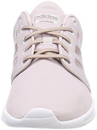adidas CF QT Racer W, Zapatillas de Deporte Para Mujer Morado (Purhie / Grmeva / Grivap 000)
