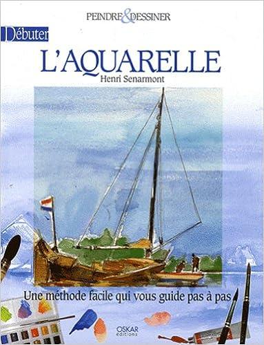 Read Online Débuter l'aquarelle pdf, epub ebook