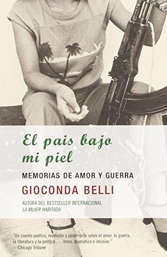 El país bajo mi piel (Spanish Edition)