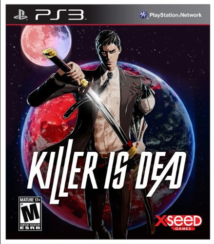 Killer is Dead - Playstation 3 (Rent Ps3 Games)