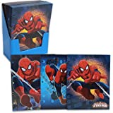 Marvel Spiderman 2 Pocket School Folder: 3 Styles 48 pcs SKU# 1858998MA
