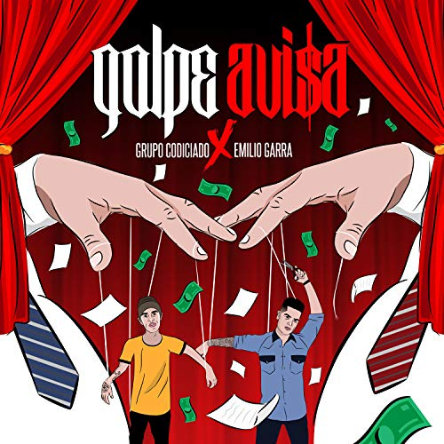 El Golpe Avisa (feat. Grupo Codiciado) by Regulo Caro on Amazon Music - Amazon.com