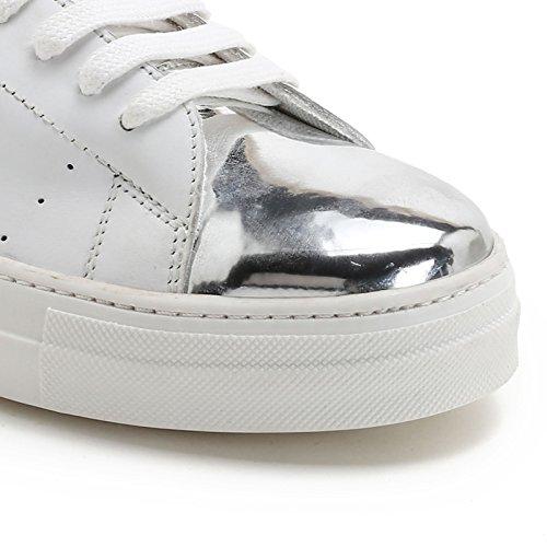 Sport Donna Sneakers Scarpe Bianco amp;Scarpe by Alesya Grigio Multicolor dgPwXd