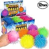 Puffer Balls (Pack of 12) - Stress Relief Balls