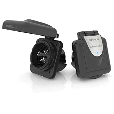 Furrion 30A Marine Power Smart Inlet: Automotive