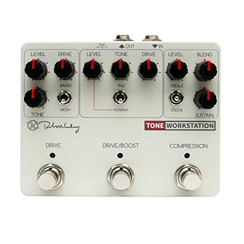 - Keeley Tone Workstation Multi-Effects Pedal
