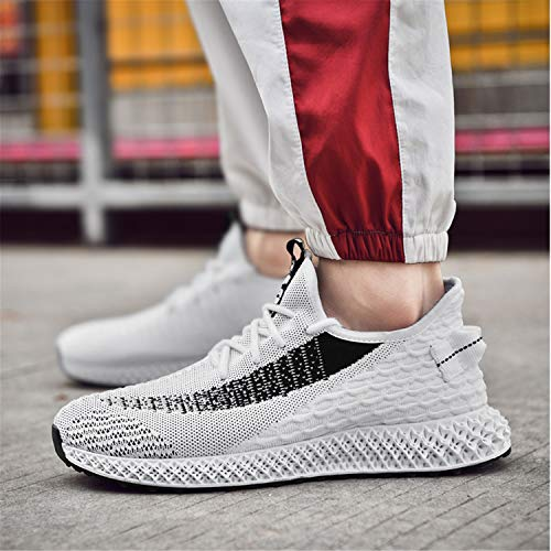 Sneakers Femme Gym Hommes Chaussures Blanc Casual Outdoor Basket Course Fitness Tqgold Sport Running 5zOqq0U
