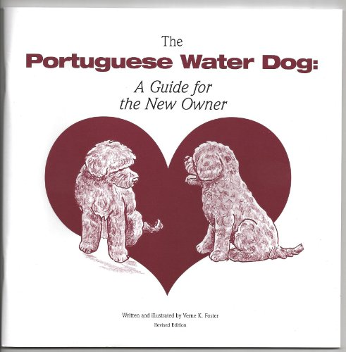 The portuguese water dog: A guide for the new - Water New Portuguese