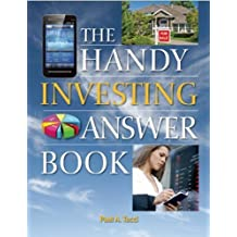 The Handy Investing Answer Book (The Handy Answer Book Series) by Tucci, Paul A (2014) Paperback