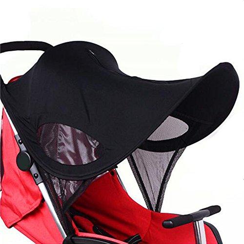 Baby Clip On Stroller Parasol - 5