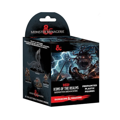 Icons of the Realms - Monster Menagerie Booster Pack by d.Co from WizKids