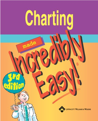 Charting Made Incredibly Easy! (Incredibly Easy! Series)