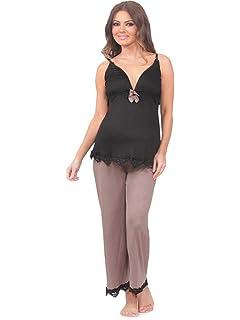 Pijama Tatianas Moccha/black ID 6312 FMA1