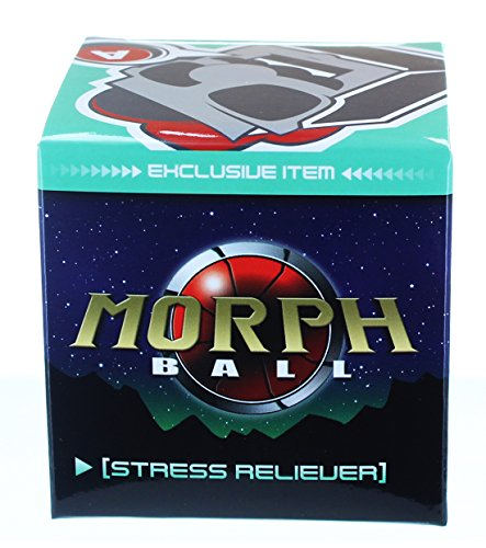 Metroid Morph Ball Stress Reliever (Nerd Block Exclusive) (Nerd Office Supplies compare prices)