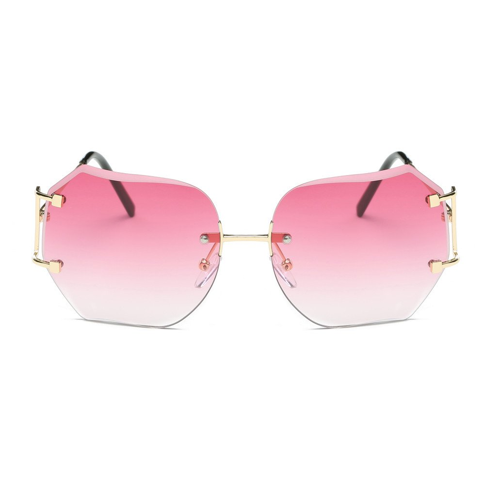 Dream/_mimi Fashion Women Men Vintage Eye Sunglasses Retro Eyewear Fashion Radiation Protection