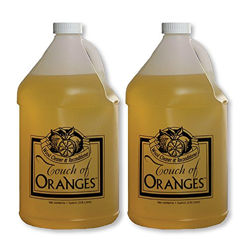 Clean Kitchen Cabinets, Clean Hardwood Floors, Orange Luster, Touch of Oranges, 2 Gallon offer! by Touch Of Oranges (Image #9)