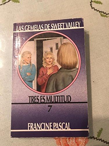 Tres es multitud (Sweet Valley Twins) por Jamie Suzanne