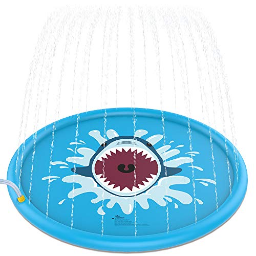 Jasonwell Sprinkle & Splash Play Mat 68