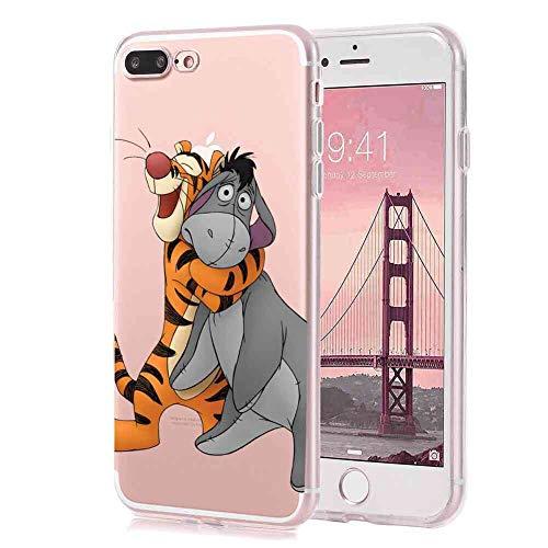 - DISNEY COLLECTION Eeyore for Apple iPhone 8 Plus (2017)/iPhone 7 Plus (2016) [5.5 Inch]