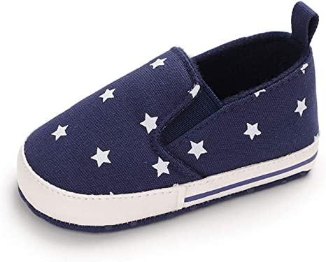 Baby Boy Shoes Infant Star Toddler