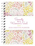 2020 Creative Planner Serenity for a Woman's Soul