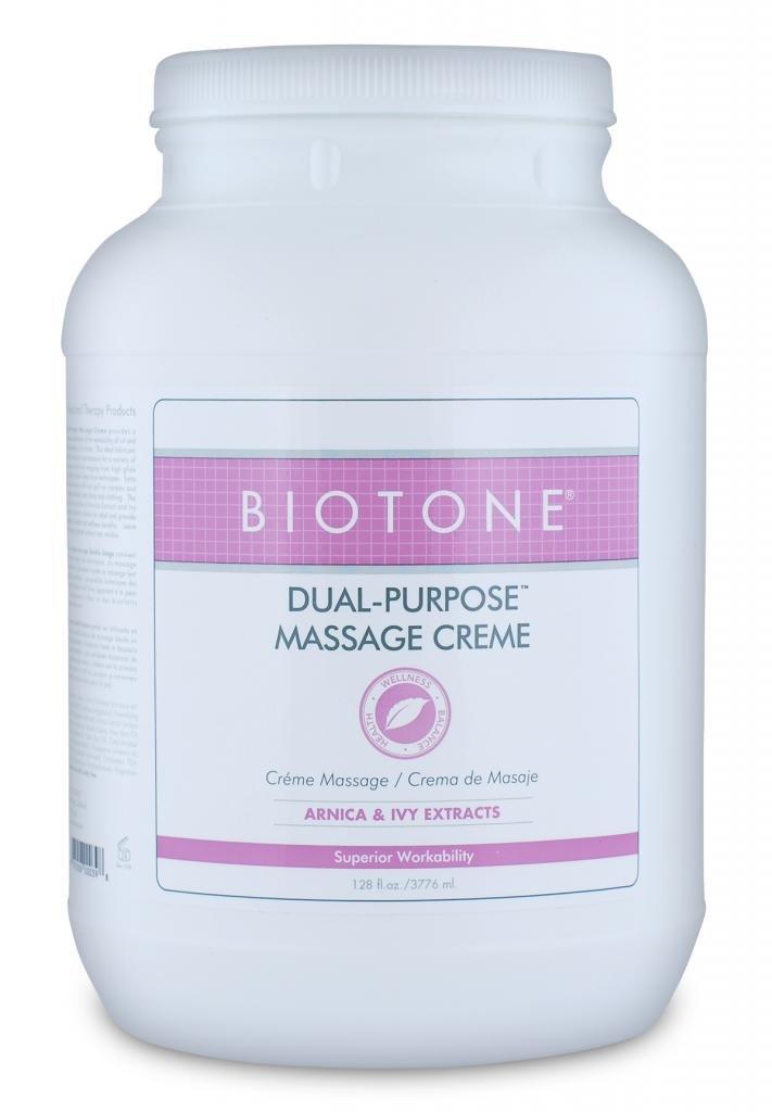 BIOTONE Dual-Purpose Massage Creme - 1 Gallon by Biotone (Image #2)