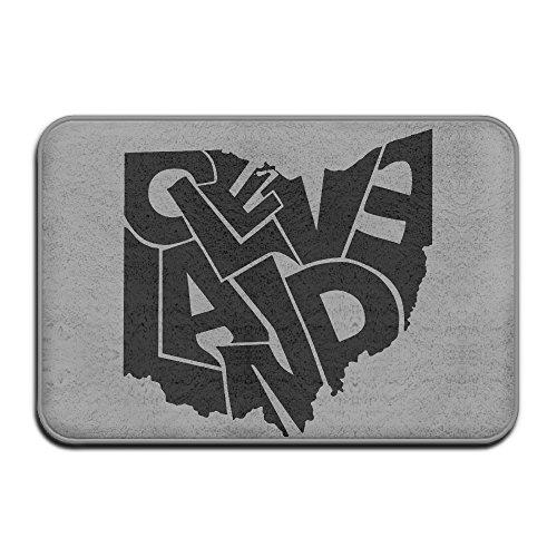 cleveland-ohio-bumper-sticker-non-slip-in-outdoor-doormats-4060-white