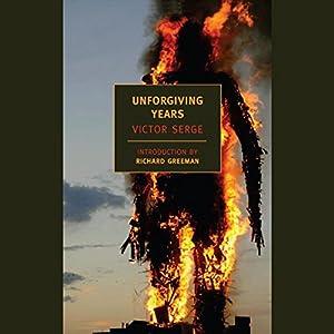 Unforgiving Years Audiobook