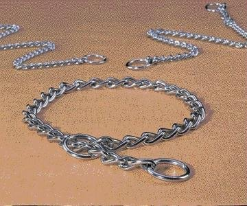 Heavy Choke Chain Dog Collar
