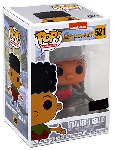 Funko Pop! Hey Arnold! Strawberry Gerald Exclusive Vinyl Figure -