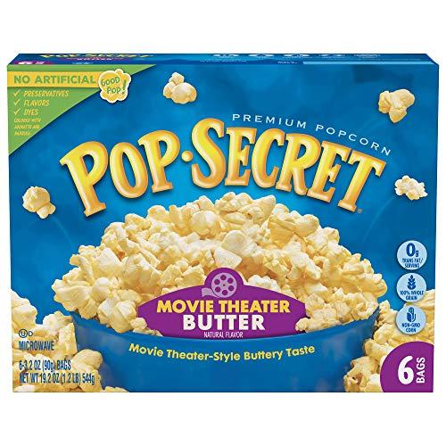 butter popcorn bags - 5