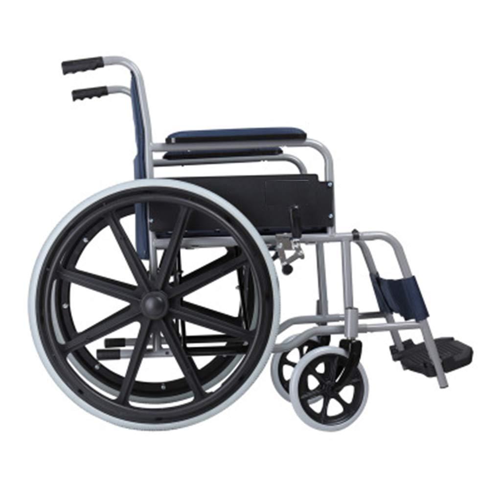 HATHOR-23 車椅子工場手車椅子車折りたたみ車椅子高齢者用および身体障害者用   B07PFJS4L2