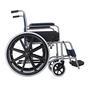 BEI-YI Silla de Ruedas Fábrica Mano Silla de Ruedas Coche Plegable Silla de Ruedas para Personas Mayores y discapacitadas: Amazon.es: Hogar