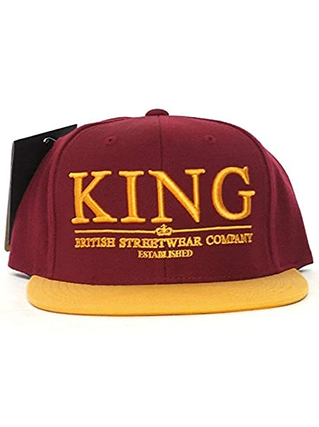 King vestir marrón/oro Krest Select King vestir Starter Snapback ...