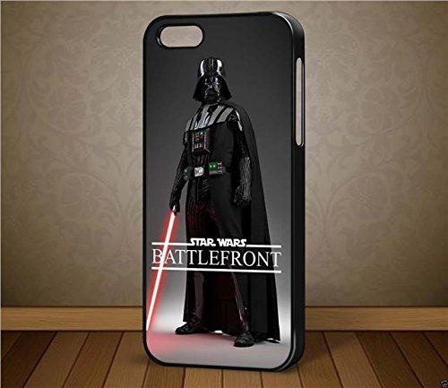 Star Wars Battlefront vadar–pour iPhone et Samsung Téléphone cas (Blanc Galaxy S6Edge)