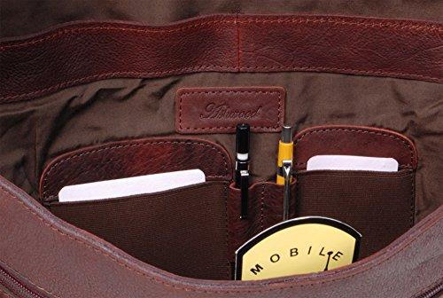 Messenger Ashwood Leather Brown Cognac Bag Wlb200 qw1w8vC