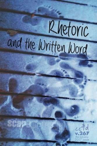 Rhetoric and the Written Word: cc&d magazine v267 (the January 2017 issue)