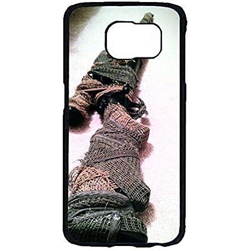 Samsung Galaxy S7 Phone Shell,Useful Hard Plastic Case Snap on Samsung Galaxy S7 Unique Glamorous Gun Print Phone Case Sales