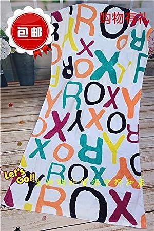 SunJin Boutique, puro algodón, algodón puro, absorción de agua, una toalla de